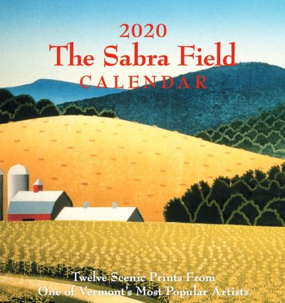 Sabra Field 2020 Calendar